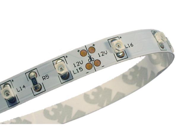 led band 300 leds ip00 4 8w m 12v dc 6000k kaltweiss ero lichttechnik. Black Bedroom Furniture Sets. Home Design Ideas