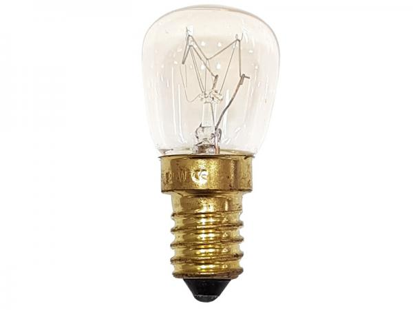 Kühlschrank Lampe 25w : Backofenlampe kühlschranklampe 25w 230v e14 klar birnenform bis